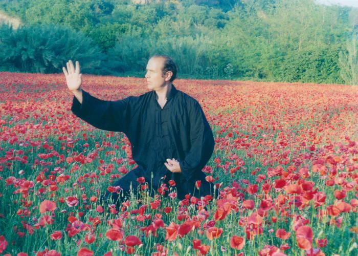 Marcello Maestro di Tai chi e Qi gong