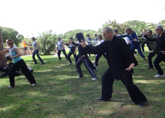 Corsi  di Tai chi e Qi gong  a Roma